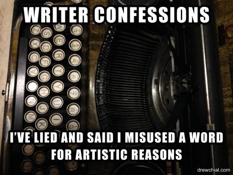 ARTISTIC REASONS