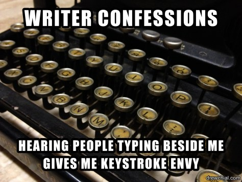 KEYSTROKE ENVY