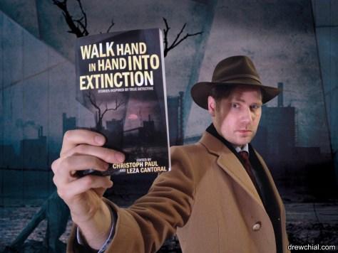 Drew Detective True Detective