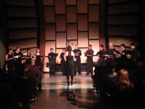 Contemporary Vocal Ensemble