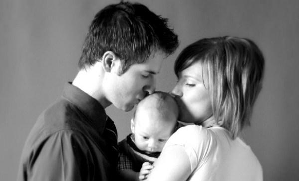 kiss-baby