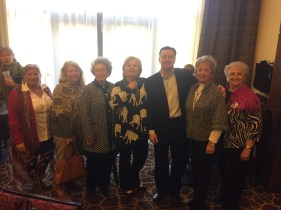 A great group of Republican women at my campaign kickoff luncheon