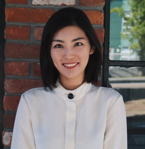 Yue is a Marketing Coordinator at Drew's Catering & Events