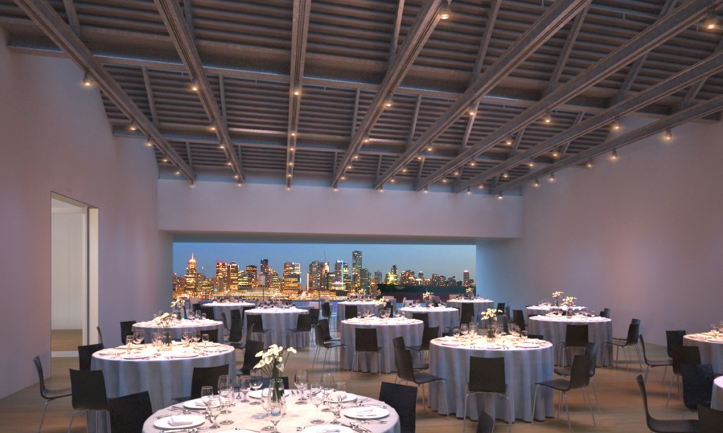 Event Space Rental Vancouver - Polygon Gallery North Vancouver