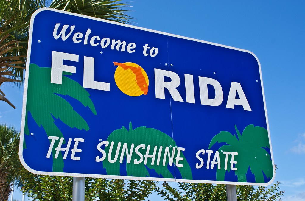 How would Florida's proposed daylight savings bill impact real estate?
