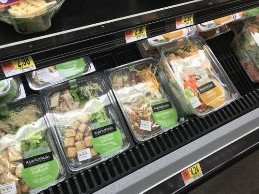 Walmart's $145 million distribution center, packing 'cold foods,' opens in Cocoa