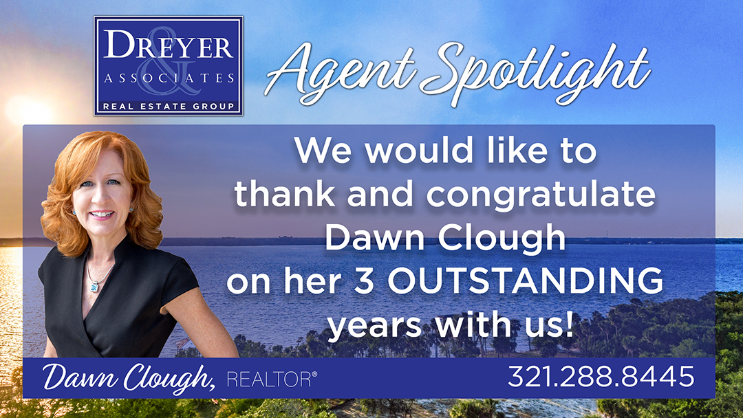 Congratulate Dawn Clough on 3 Years with Us!