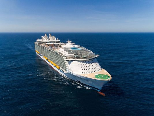 World's largest cruise ship, Symphony of the Seas, to make its US debut at Port Canaveral