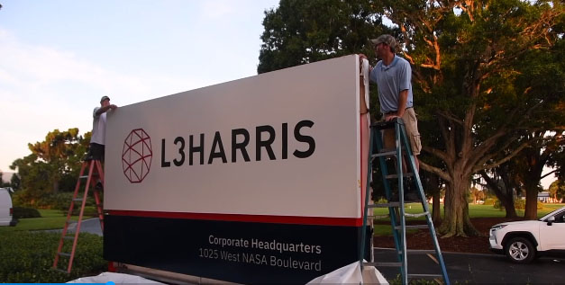 Harris Corp now L3HARRIS after merger