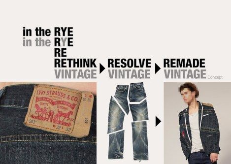 in the Rye x Drezier Communications :: Rethink Vintage concept
