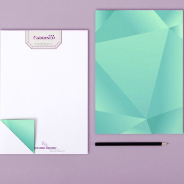 Women's Shoes Online Brand based in Dongguan :: branding and identity applications :: letterhead