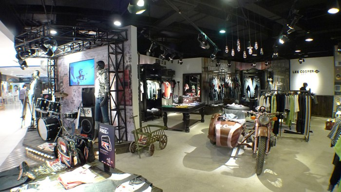 Lee Cooper Hangzhou Xihu Intime Store :: RDLC Collection Zone