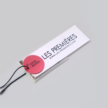 feature picture, hand tags set table top static shot | Fashion apparel online Brand :: holistic packaging