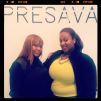 Presava Boutique with owner Elizabeth Love and Make-up Artist Lacole Whitfield