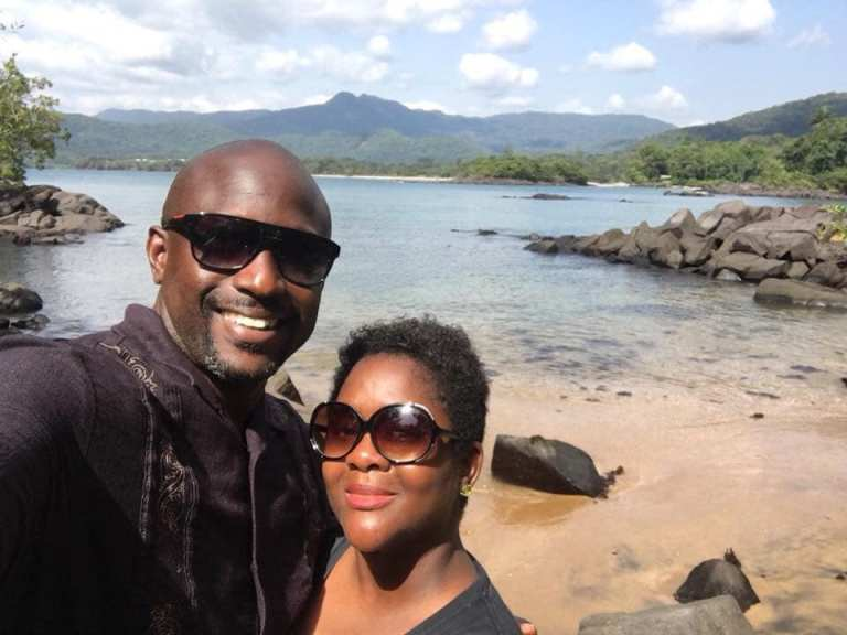 Leaving Sierra Leone