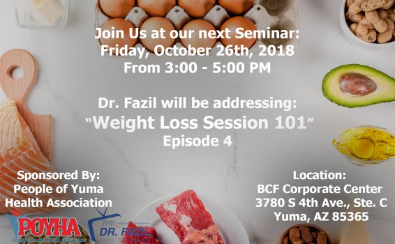 oct 2018 seminar