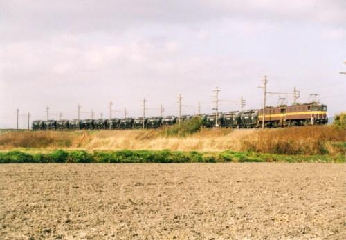 貨3716レ 丹生川-三里