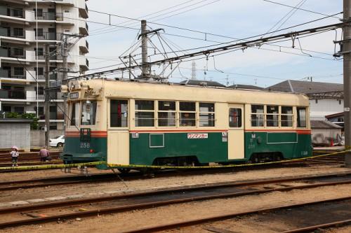 元京都市電256