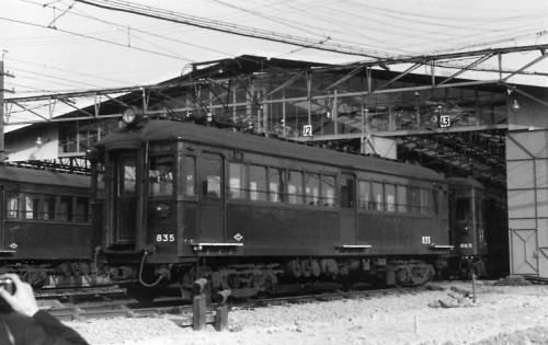 831号型の原型
