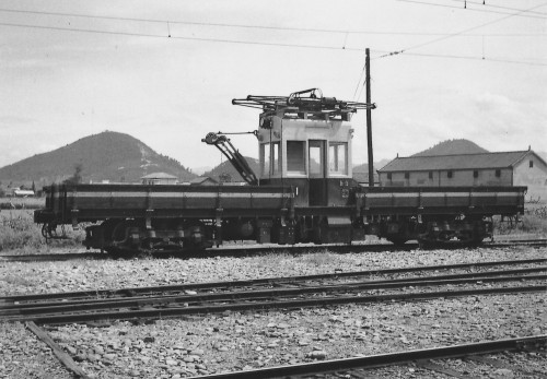 琴電無蓋貨車は国鉄貨車2両分の台枠流用で自社仏生山工場製