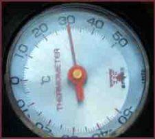 温度30度