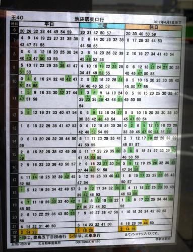 25-6-1西新井都バス時刻表