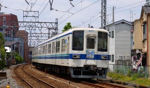 曳船~小村井②5-18