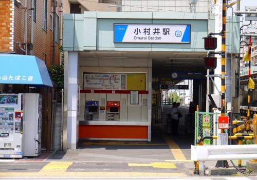 小村井駅正面5-14