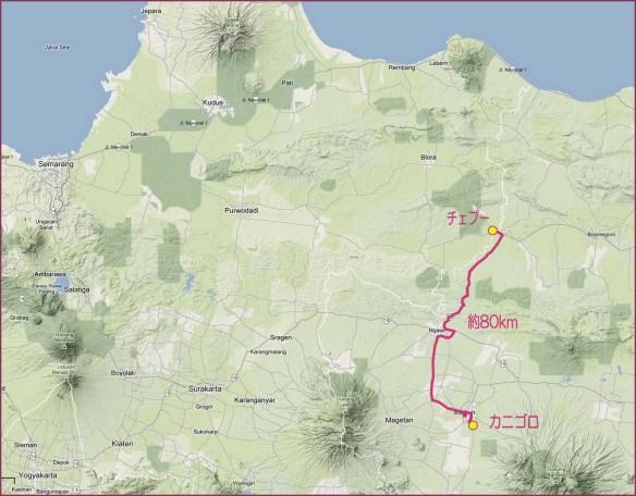 01_カニゴロへの地図
