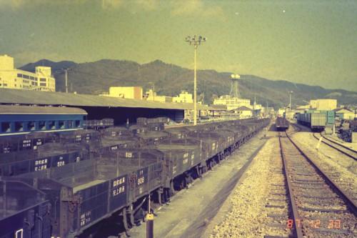 昭和62年12月28日撮影