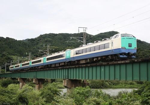 置き換え開始!485系特急いなほ/2014.11.09/Posted by 893-2