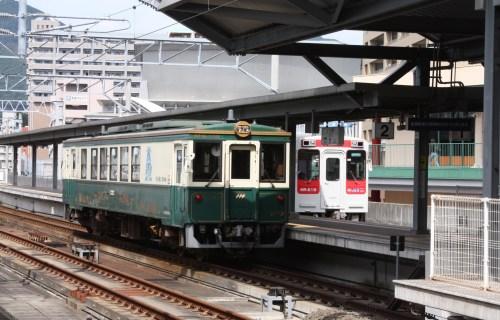 松浦鉄道のDC