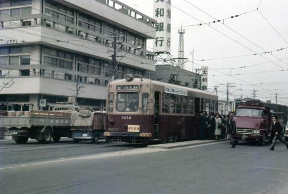 大阪市電3001形-1