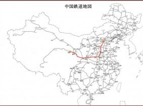 中国鉄路線