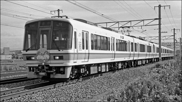臨時列車 (23)マリン白浜H4