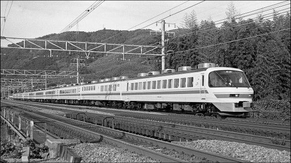 臨時列車 (19)スパ雷・立山・信越