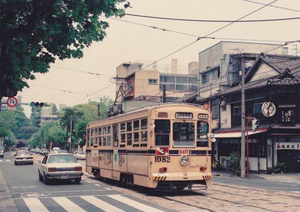 旧型で残った180型はワンマン改造後は1080型となった。