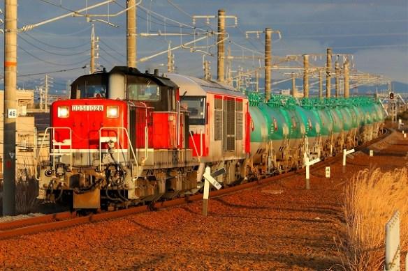 引退DD51定期貨物列車2/2021.03.29/Posted by 893-2