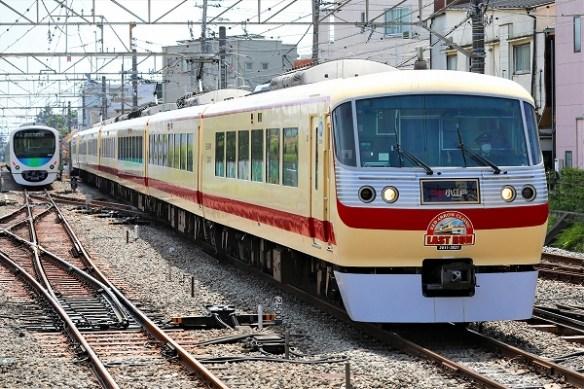 引退西武鉄道10000系レッドアロークラッシック1/2021.07.25/Posted by 893-2