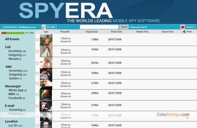 telegram spy