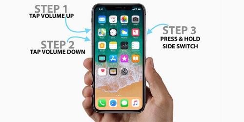 Problem Gelost Iphone Steckt Beim Apple Logo Screen Fest