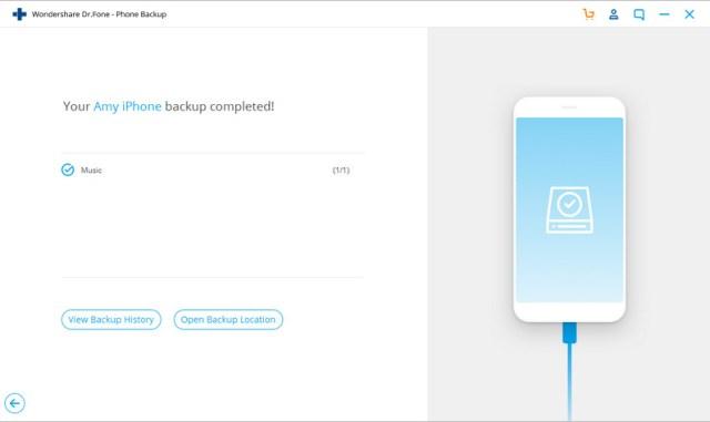 iphone backup process