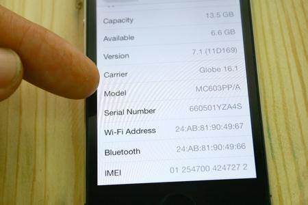 How to Identify Refurbished iPhones  dr fone identify refurbished iPhone 6s plus