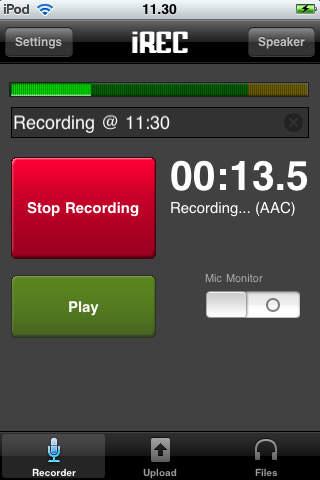 iPhone screen recorders