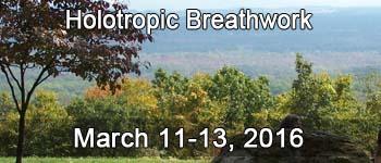 3/11 - Holotropic Breathwork Weekend Workshop