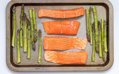 Health Coach Tip – Easy Sheet Pan Cooking