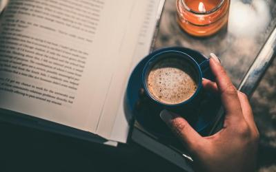 Health Coach Tip – Virtual (Health) Book Club