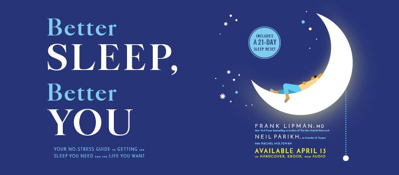A Book Before Bed: Better Sleep, Better You