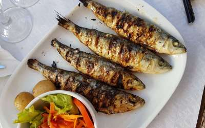 4 Reasons to Dive into Sustainable Sardines