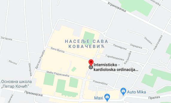 Kardiolog Beograd